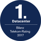 Nr. 1 im Bilanz Telekom-Rating